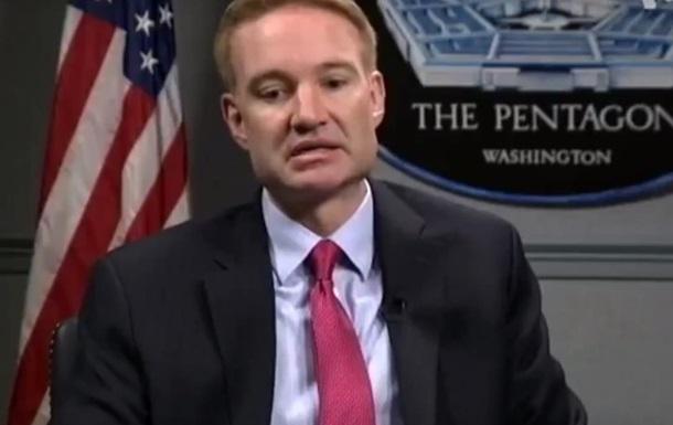 Представитель Пентагона Майкл Карпентер высказался о проблеме Крыма и всей Украи