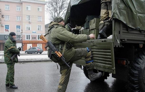 На Донбасі роззброїли групу п яних офіцерів - розвідка
