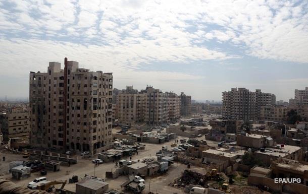 В Сирии назвали число жертв за неделю перемирия