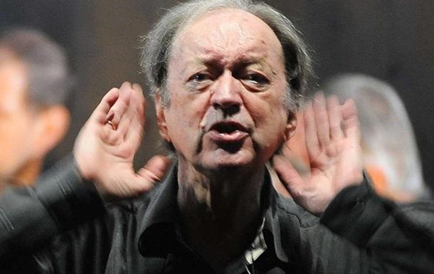 В Вене умер дирижер Арнонкур, возродивший музыку эпохи барокко