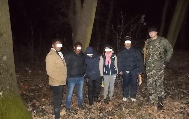 Граждане Сомали и Вьетнама пытались попасть в Словакию из Украины