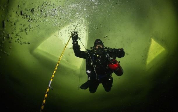 В Белом море поставлен мировой рекорд погружения под лед