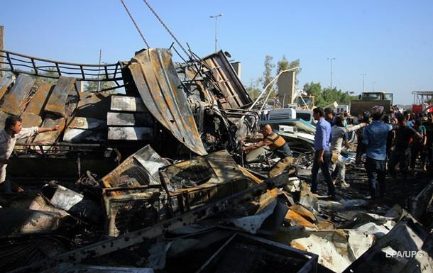 ИГ взяло ответственность за теракт в Ираке