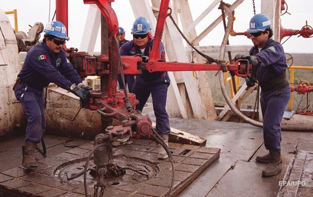 Цена нефти Brent приближается к $40 за баррель
