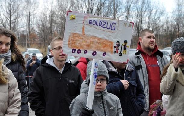В Польше требуют выкопать  золотой поезд  нацистов