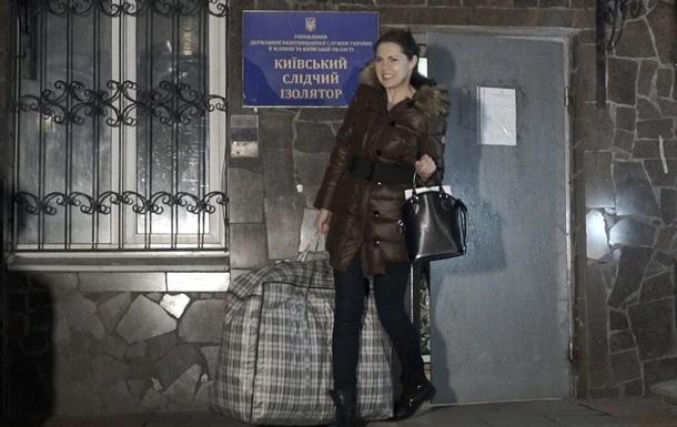 Россиянку Леонову снова хотят взять под стражу