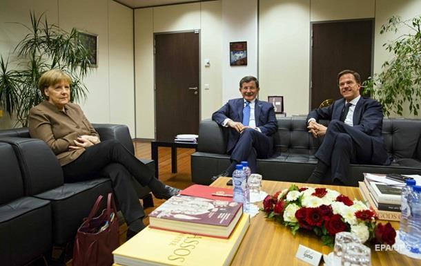 Турция усилит помощь ЕС по мигрантам