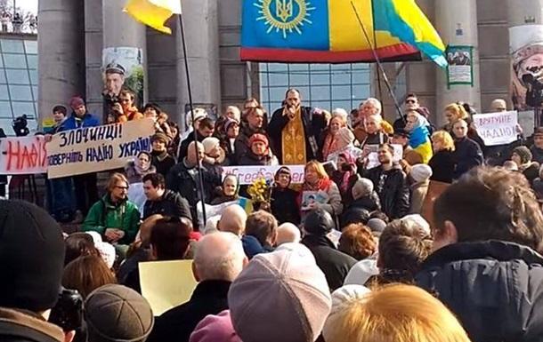 «Священник» УПЦ КП обозвал своё руководство «волками» и пригрозил расправой