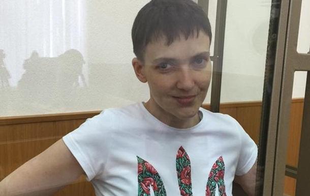 Савченко привезли в суд на последнее слово