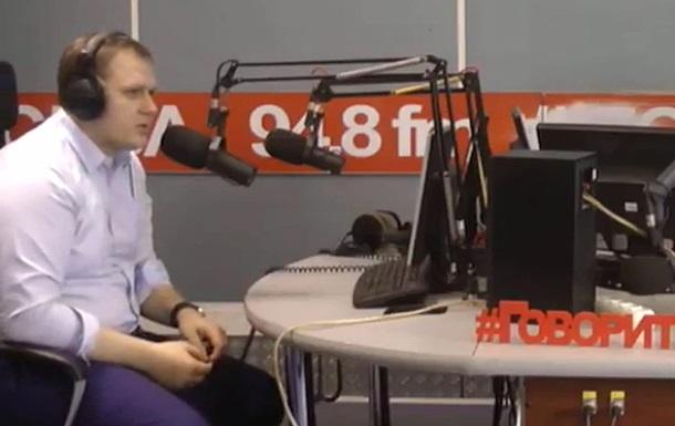 Савченко - единственный украинский депутат,  сидящий  на своем месте (видео)