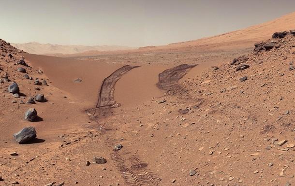 Ученые вырастили урожай на  марсианском  грунте