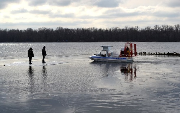 В Черниговской области утонули два рыбака