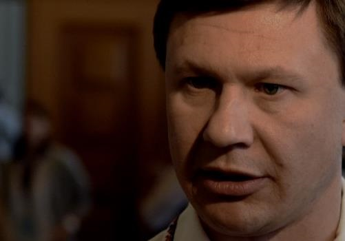 Депутат від БПП Руслан Демчак на Вінниччині імітує зустріч із виборцями