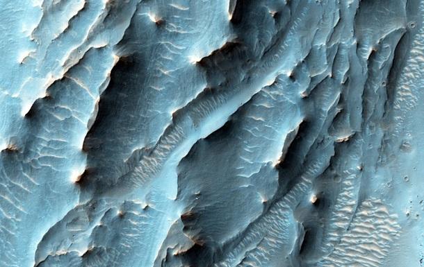 NASA показало историю открытий на Марсе