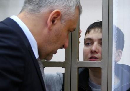 Порошенко предложил Савченко пост министра в силовом блоке правительства.....