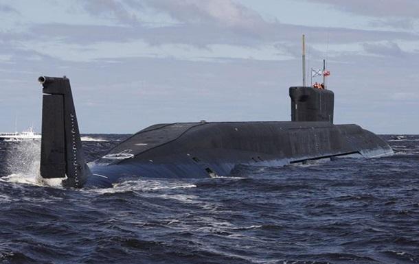СМИ: У берегов Франции заметили подлодку РФ
