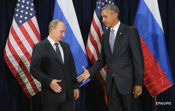 Обама о Путине: Он  не такой уж дурак