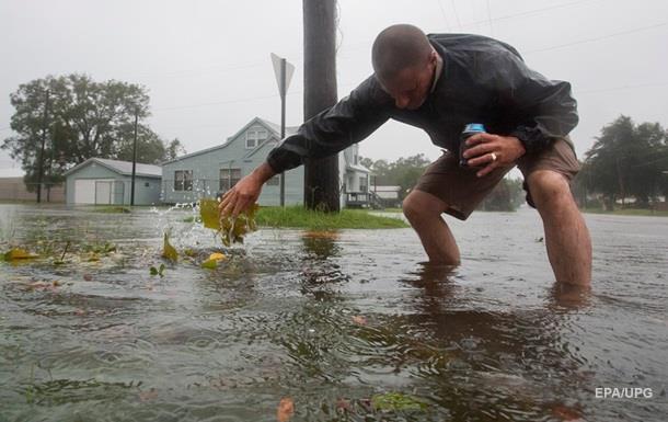 Американский штат Луизиана накрыли ливни