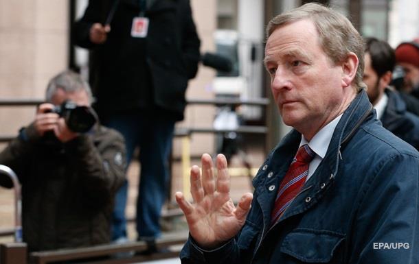 Парламент Ирландии отправил премьера страны в отставку