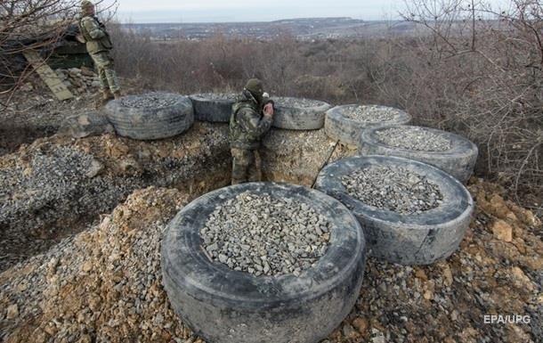 Ситуация на Донбассе: за сутки почти сто обстрелов