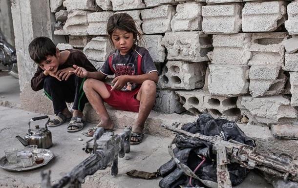 Доповідь: 50 тисяч сирійців загинули в 2015 році, мільйон стали біженцями