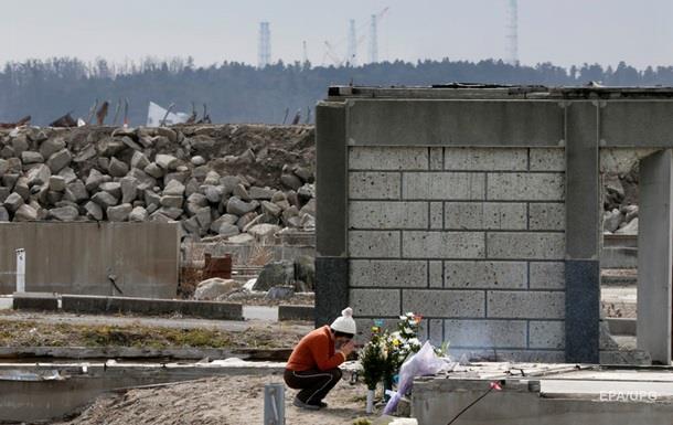 В Японии вспоминают жертв цунами 2011 года