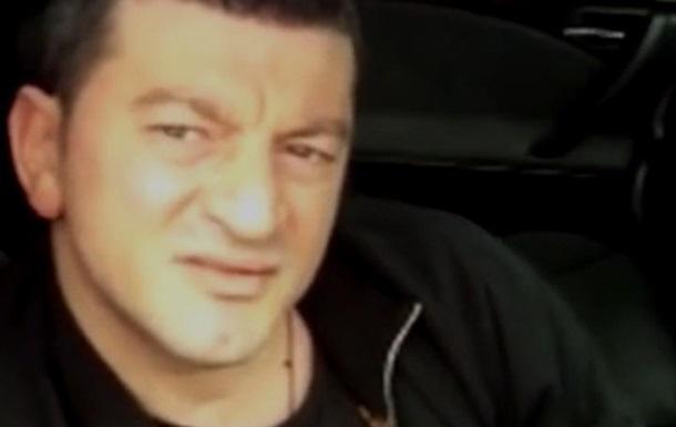 В Киеве задержали грузинского  вора в законе