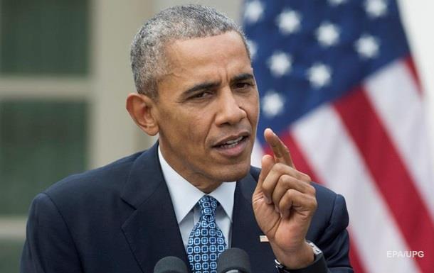 Обама обвинил Европу в беспорядке в Ливии