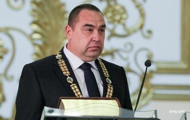 Плотницкий пригласил в Луганск следователей СБУ