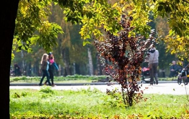 В Киеве появится два новых парка и сквера