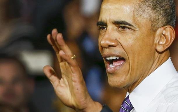 Рейтинг Обамы побил трехлетний рекорд
