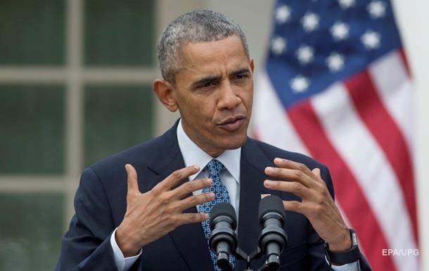 Убеждать британцев остаться в ЕС будет Обама - СМИ
