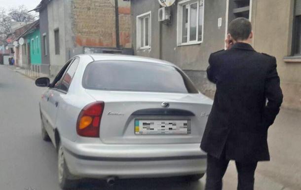 В Мукачево поймали пьяного прокурора за рулем