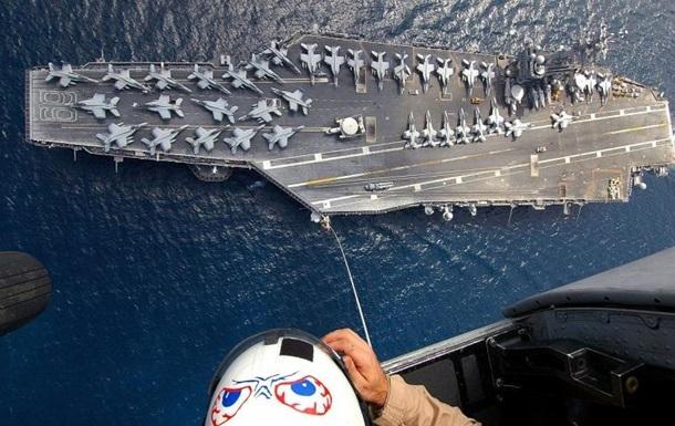 США бряцает оружием перед Северной Кореей