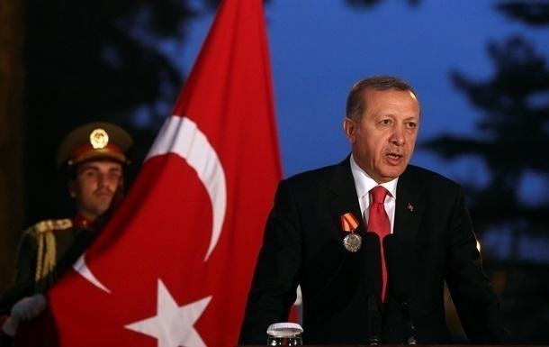Эрдоган пообещал покончить с терроризмом