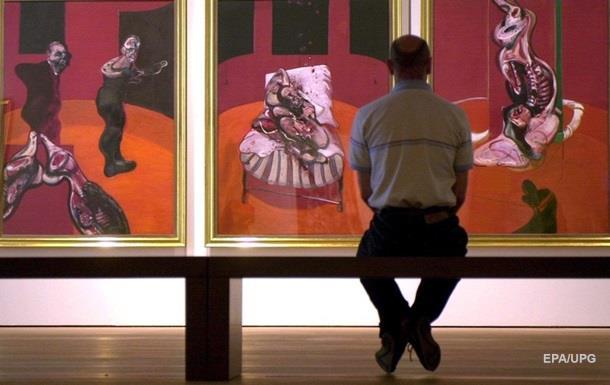Картины Бэкона стоимостью 30 миллионов евро похитили в Мадриде
