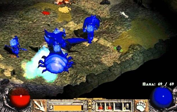 Blizzard випустила важливе оновлення для Diablo II