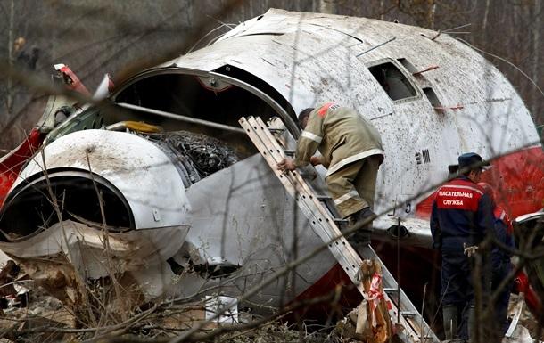РФ критикует заявления о теракте в самолете Качиньского