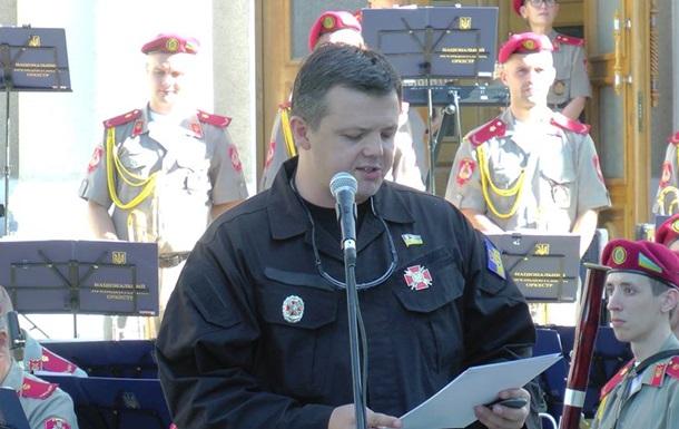 Семенченко показал легальные доходы