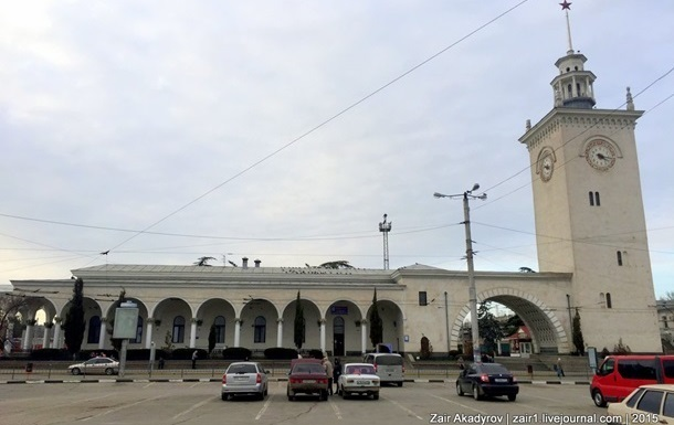 На главного архитектора Симферополя напал студент
