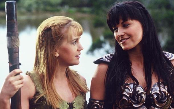 Принцесса-воин Ксена станет лесбиянкой в новом сериале