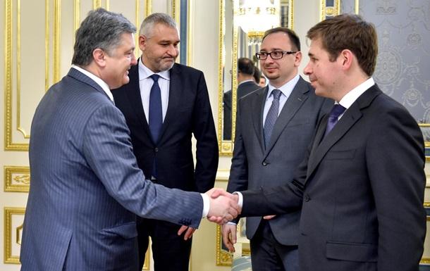 Порошенко пообещал Савченко немецких врачей