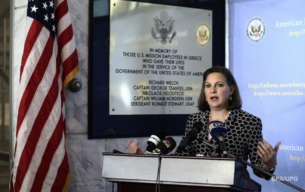Нуланд рассказала о военной помощи США Украине