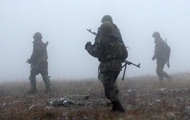 Сутки в АТО: ранены шесть бойцов