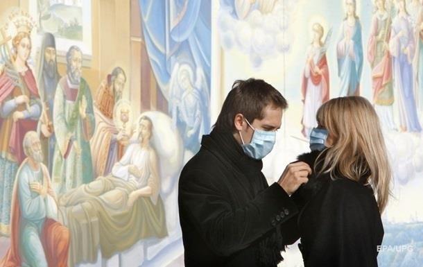 В Украине от гриппа умерли 370 человек