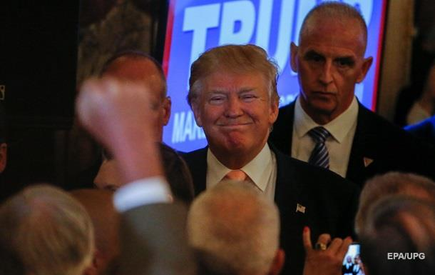 Трампа поддержали еще в пяти штатах