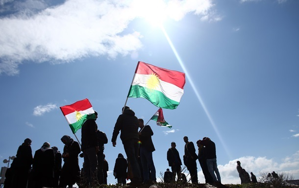 Курды провозгласят автономию в составе Сирии - СМИ