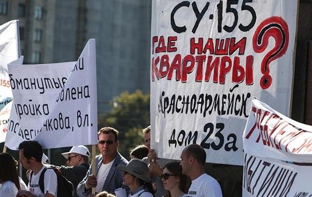 Дольщики холдинга «СУ-155» в Санкт-Петербурге написали письмо губернатору