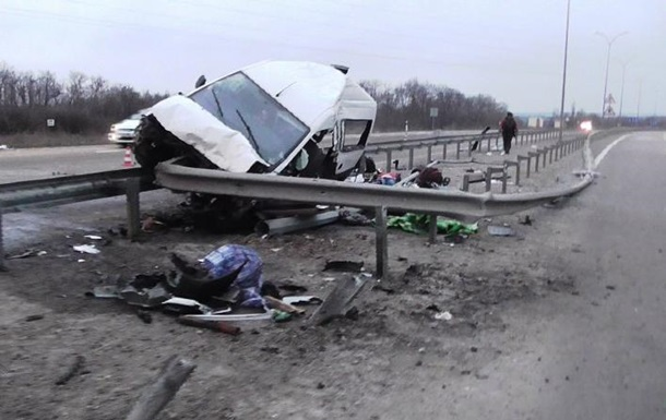 Выросло число жертв ДТП в Полтавской области