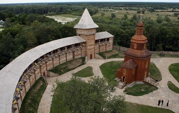 Новые памятники Украины: Батурин как символ расцвета государства